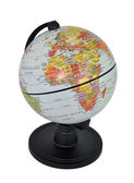 Isolated World Globe Featuring Europe & Africa — Stock Photo