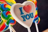 Love candys. — Stock Photo