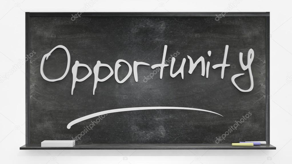 opportunity seldom knocks twice essay Meaning of - opportunity never knocks twice at a man's they probably won't offer it again or if an opportunity presents itself for you to get something you want.