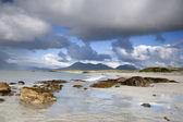 Coast at Tully Cross, Connemara National Park — Stok fotoğraf