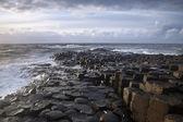 Giants Causeway, County Antrim — Stock Photo