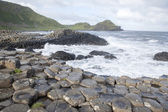 Giants Causeway, County Antrim — Stock Photo