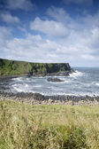 Giants Causeway Coast, County Antrim — Stock Photo