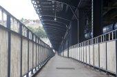 Craigavon Bridge, Derry - Londonderry, Northern Ireland — Stock fotografie