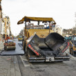 Road Construction and renewal — Stock Photo #59168487