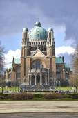 National Basilica of Sacred Heart In Brussels — Stockfoto