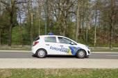 Водители школа вождения автомобиля — Стоковое фото