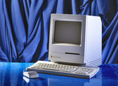 Apple Macintosh Classic — Stock Photo