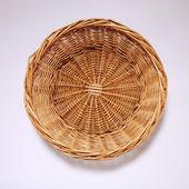 Round shape basket — Stock Photo