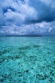 Caribbean islands, Belize — Stock Photo