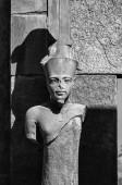 Karnak Temple ruins — Stock Photo