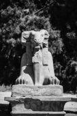 Luxor, Karnak Temple ruins — Stock Photo