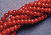 Mediterranean Red Coral jewel — Stock Photo