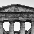 Italy, Sicily, Segesta, Greek Temple — Stock Photo #56605779