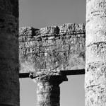 Italy, Sicily, Segesta, Greek Temple — Stock Photo #56606165