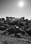 Italy, Sicily, Selinunte — Stock Photo