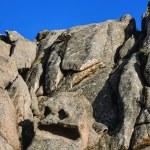 Sardinia, eroded rocks — Stock Photo #57302071