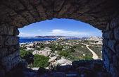 Sardinia, St. Stefano Island (Maddalena) — Stock Photo