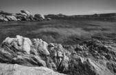 Eroded rocks — Stock Photo