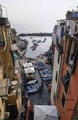Le Cinque Terre, Riomaggior — Stock Photo