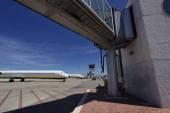 Bari International Airport — Stock Photo