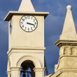 Church's bell tower — Stock Photo #67586621