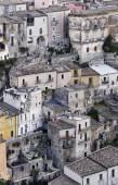 Ragusa Ibla town in Italy — Stock Photo