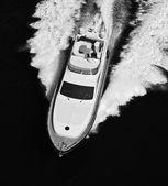 海の豪華ヨット — ストック写真
