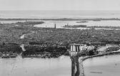 Luftbild von Venedig — Stockfoto
