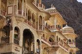 Galta 在印度的印度教寺庙 — 图库照片