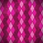 Pink purple rhombus grunge background — Stock Vector #53811651