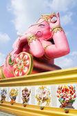 Ganesh statua w Tajlandii prowincji Prachinburi — Zdjęcie stockowe