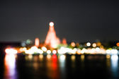 Wat Arun Temple in bangkok twilight Thailand  — Stock Photo