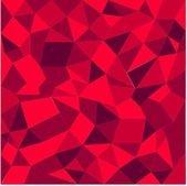 Polygon mosaic background.Vector illustration — Stock Photo