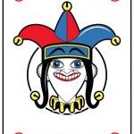Jolly Face — Stock Vector #67893565