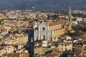 Basilica of Santa - Croce  — Foto de Stock