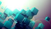 Cube concept — Stock Photo