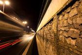 City street at night. — Stock Photo
