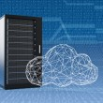 Concept of cloud computing — Stock Photo #68149397