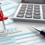 Italian taxes — Stock Photo #68816285