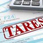 Italian taxes — Stock Photo #68816645