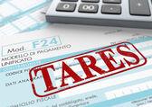 Italian taxes — Stock Photo
