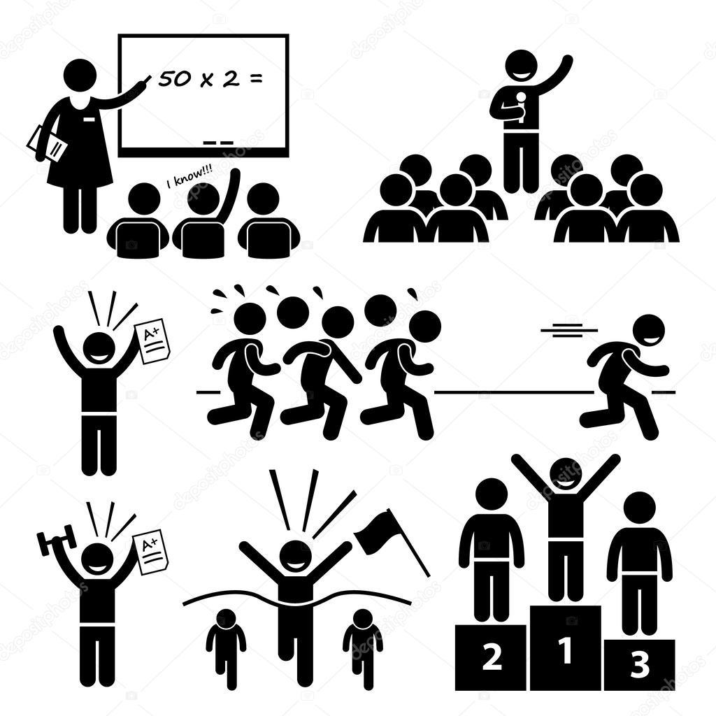 Illustration top websites for students