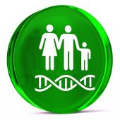 Genetics — Stock Photo