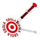 Ebola Virus Disease — Stock Photo