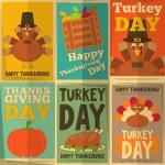 Thanksgiving Day — Stock Vector #54271813