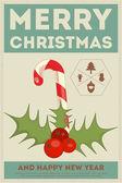 Christmas mistletoe — Stock Vector