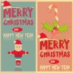 Christmas Card — Stock Vector #58646215