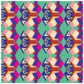 Vector illustration abstract tribal background pattern — Vettoriale Stock