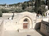 Jerusalem Tomb of the Virgin 2008 — Stock Photo